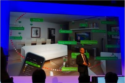 【写真10】Boschのプレゼンテーション