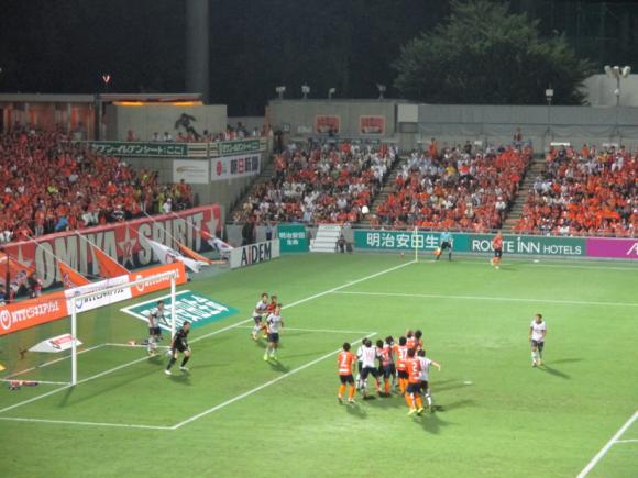 大宮アルディージャ 対 FC東京(NACK5スタジアム)