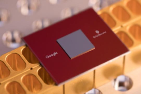 "Googleの量子プロセッサ"" Bristlecone"""