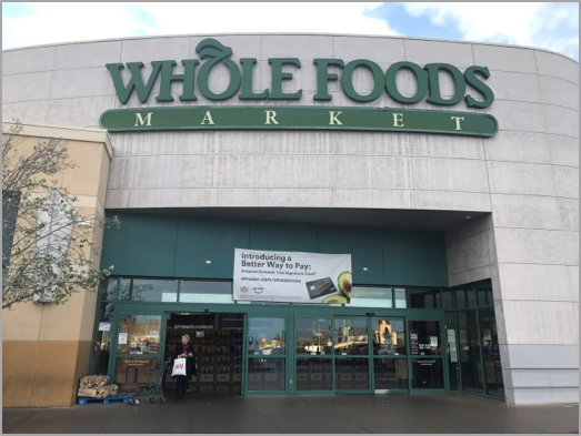 Whole Foods Market外観