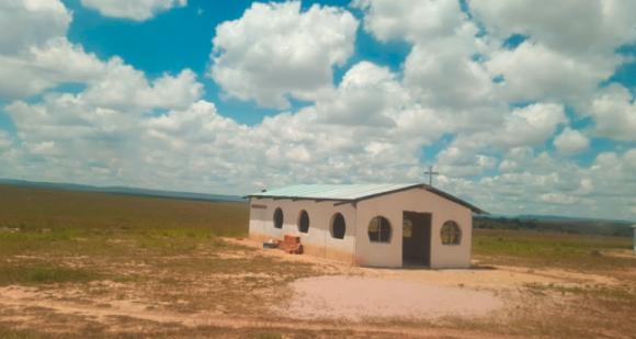 グラン・サバナの教会