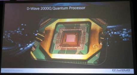 量子プロセッサ