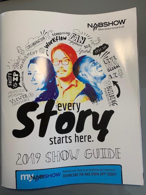 The 2019 NAB Showガイドブック