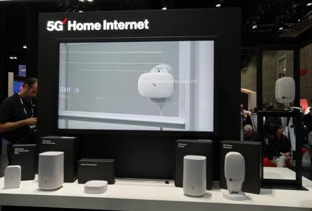 「第2世代」の5G Homeサービス用機器