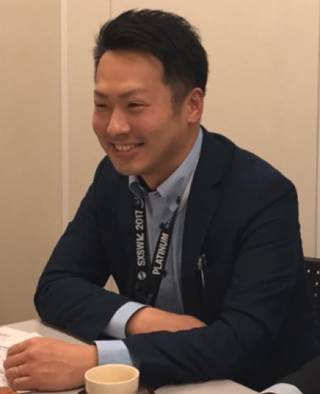 神戸市 企画調整局創造都市推進部 長井係長