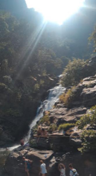 ラワナ・エッラ滝