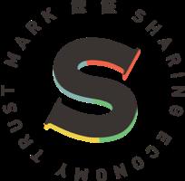 シェアリングエコノミー認証制度のマーク