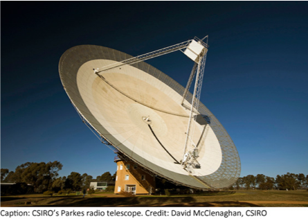 パークス天体観測所
