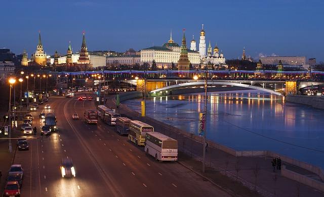 世界の街角から:ロシア ~北の大地の穏やかで陽気な日常生活