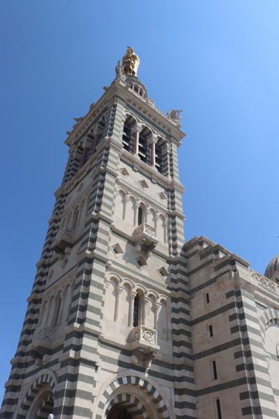 ノートルダム・ドゥ・ラ・ガルド寺院