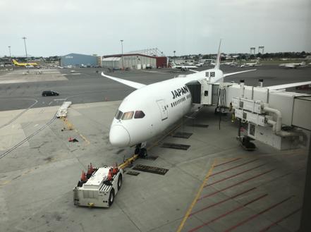 ボストンローガン国際空港