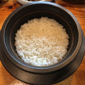 利川のご飯