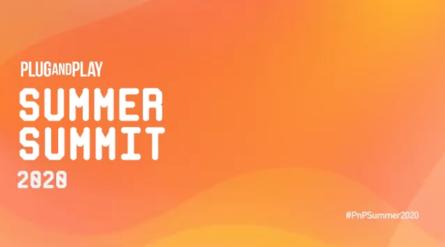 【図1】PNP Summer Summit 2020のタイトル