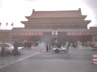 【写真4】35年前の北京・天安門