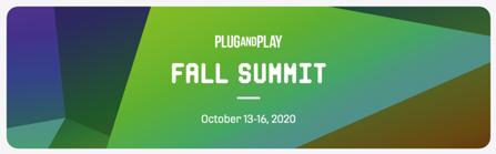 【図1】PNP Fall Summit 2020のタイトル