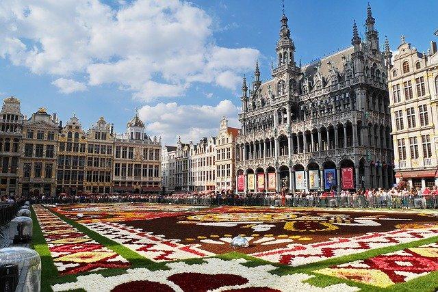 世界の街角から:ベルギー ~欧州の首都ブリュッセルへの出張とウェビナー