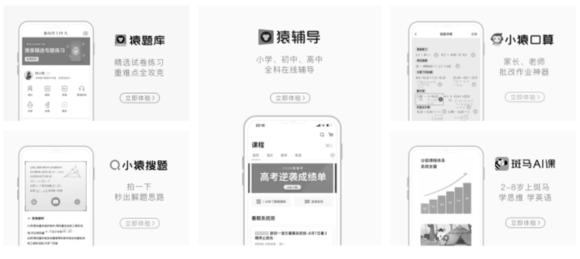 【図4】猿輔導(Yuanfudao)のサービス概要