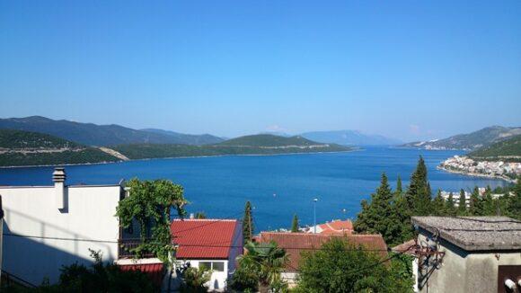 【写真20】対岸はクロアチア
