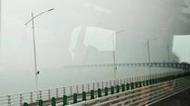 【写真24】香港・珠海・マカオを結ぶ港珠澳大橋