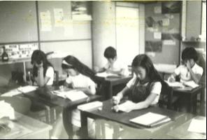 【写真2】授業風景