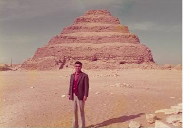 【写真7】階段ピラミッド(サッカラ)