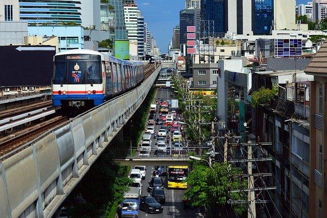 世界の街角から:ぶらりバンコク街歩き