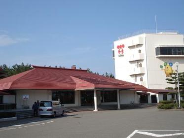 【写真1】柏崎刈羽原発PRセンター