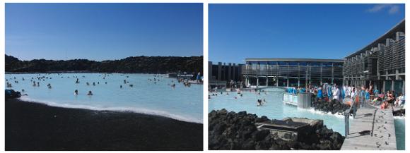 【写真20、21】Blue Lagoon
