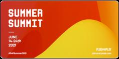 【図2】PNP Summer Summit 2021のタイトル